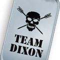 Team Dixon dogtag set